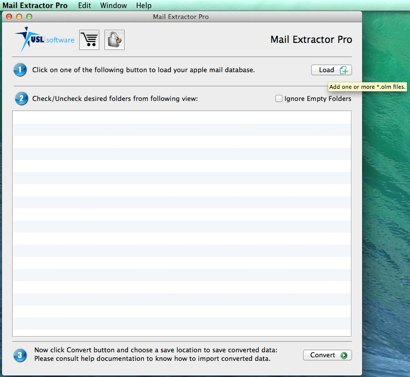 Mac Mail to Outlook PST Conversion